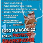 Foro Patagonico por un Proyecto Emancipador