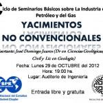 Yacimiento No Convencional - Seminarios UNCo