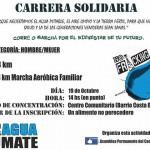 DIA INTERNACIONAL CONTRA EL FRACKING : CARRERA SOLIDARIA